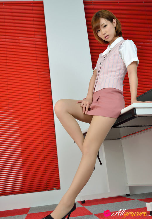 asians in short skirts and nude
