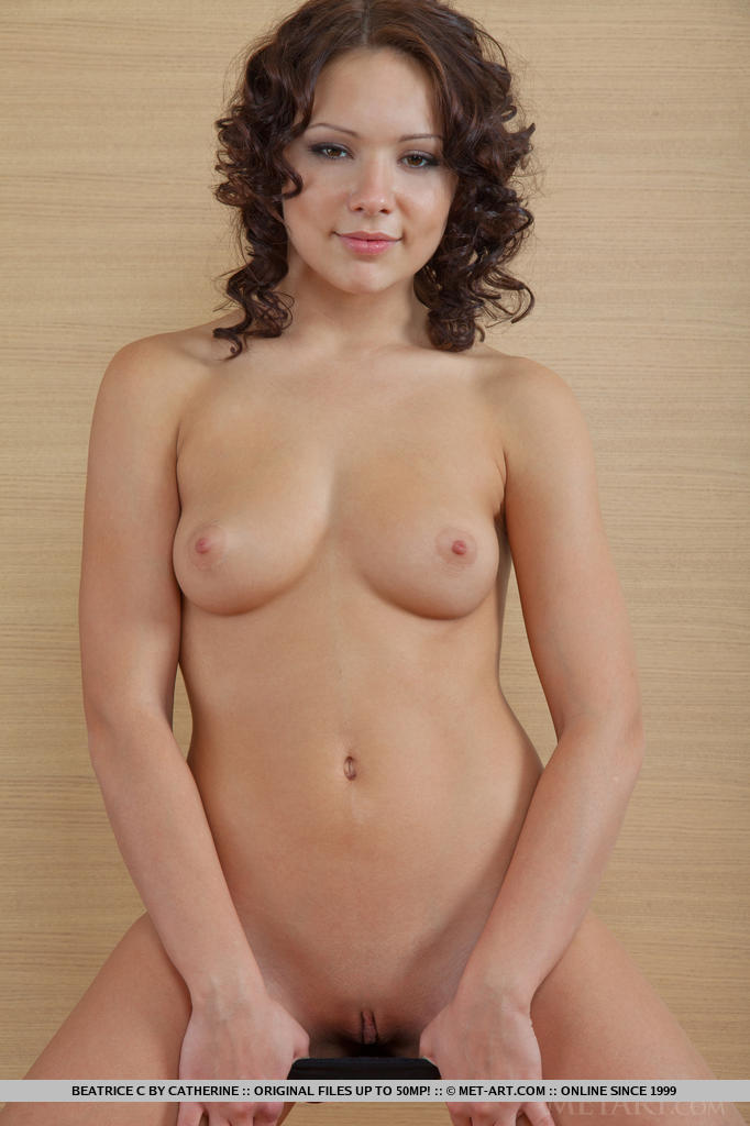 Big Tits Russian Brunette Teen