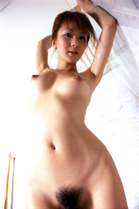 Hong kong girl nude model