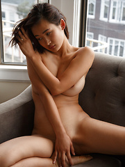 Erotic picture of Saki Kishima Nude Models